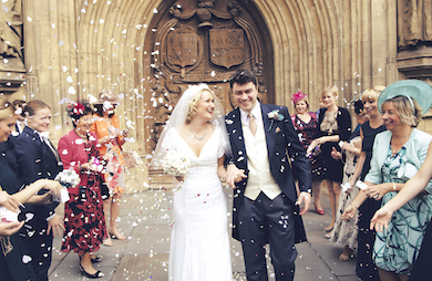 David & Hannah - Bath Abbey & All Saints Weston