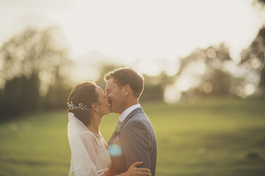 Natalie and Sean - Kingscote Barn, Tetbury