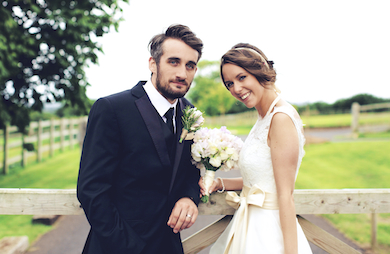 Laura and Mark - Wick Farm, Bath